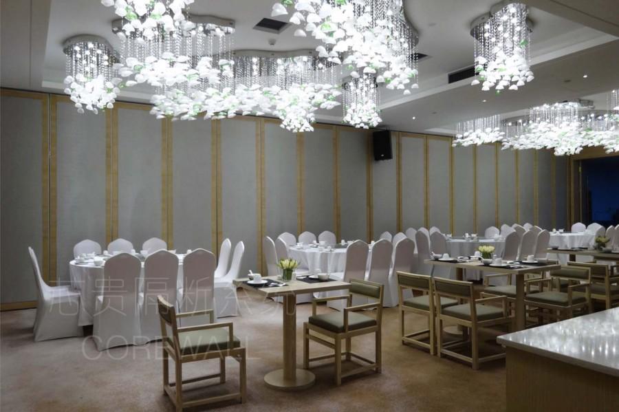 西宁酒店隔断专业生产厂家改造项目