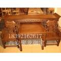 西安仿古貢桌,紅木貢桌,榆木貢桌,實木條案