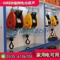 DUKE小型电动葫芦500kg,日本进口钢?#21487;?#23433;全系数更高