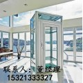 北京房山別墅電梯家用全景小電梯