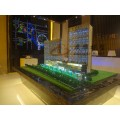广州专业制作沙盘模型/住宅模型