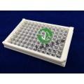 上海百千J09626石英微孔酶標板96孔石英可拆透明酶標板