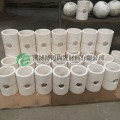陶瓷耐磨套管博迈供 重油催化裂化再生器用耐磨陶瓷套管