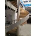 室內卷板樓梯款式多樣_通遼室內卷板樓梯訂做價格[闊勤]
