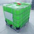 江苏扬州厂家直销1000L加厚吨桶1吨滚塑千升桶