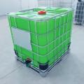 江苏镇江厂家直销1000L加厚吨桶1吨滚塑千升桶