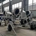供应室外大型游艺滑雪场造雪机设备 人工造雪机生产专家