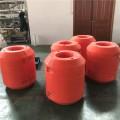 航道疏浚清淤管道浮體10寸聚乙烯浮體型號
