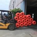 滾塑疏浚管道浮體耐磨聚乙烯浮體廠家
