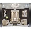 意式轻奢沙发产品图-塞维亚国际家居