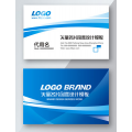 云南昆明印刷厂家生产定制名片PVC卡不干胶海报画册印刷厂