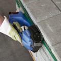 ORT260 磚廠打包帶打包機 磚廠專用手提式打包機