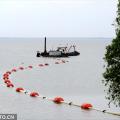 河道疏浚管浮体防腐塑料浮筒厂家