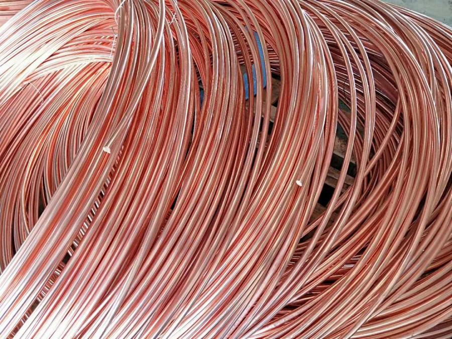 连铸铜覆钢绞线
