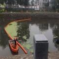 水上浮筒升降式拦污漂排多少钱每米