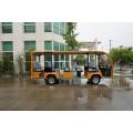 青海格尔木电动观光车,14座电动观光车销售