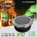 厂家直销24W36W圆形LED地埋灯墙角灯