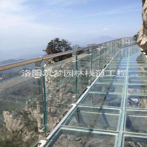 玻璃栈道工程制作工艺