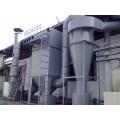 鑄造廠鍋爐布袋除塵器煙氣粉塵分離效果展現