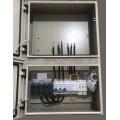 太陽能光伏發電匯流帶表位配電箱