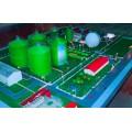 沼气发电模型