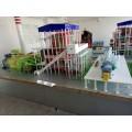 火力发电厂沙盘模型 火力发电厂模型