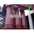短型旋風除塵器和細長型旋風除塵器區別