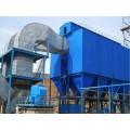 商丘面粉厂专用除尘器 SHMFB型脉冲式布袋除尘器