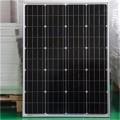 全新200W瓦单晶太阳能板太阳能电池板光伏发电?#20302;?2V家用