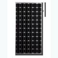 全新12V太阳能电池板100W多单晶光伏发电板200W家用