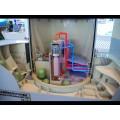 1000核电站模型