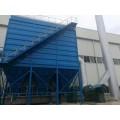 郑州翻砂铸厂中频炉除尘器移动式集尘罩设计