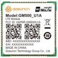 供应中兴高新兴4G模块GM500