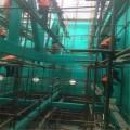 高溫玻璃鱗片涂料 煙道內壁防腐施工