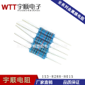 金属膜电阻_编带环保精密电阻厂家供应