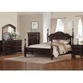 重庆整体家具|美式实木床|塞维亚全屋定制