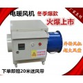 暖风机 工业暖风炉温控设备电暖风机热风机