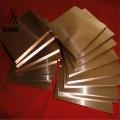 电腐蚀速度高CuW55钨铜板批发