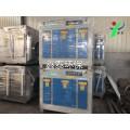 光氧催化有机废气设备安装过程