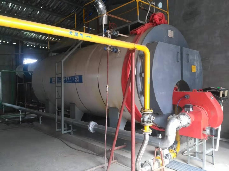 超低氮燃气蒸汽锅炉低氮改造(1吨2吨4吨6吨8吨)