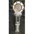 Z673X-10氣動耐磨漿液閥
