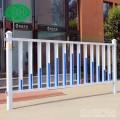 城市公路京式护栏 黑色市政护栏规格 佛山晟护隔离栅定做