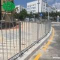 广州交通道路分隔栏 机动车隔离栅规格 花都烤漆市政护栏