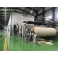 废纸造纸机 高质量牛皮纸瓦楞纸造纸机2400型