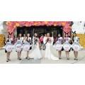 西安永聚结礼仪庆典、活动策划、开业、奠基、发布会
