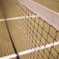 康辰比賽專用高質量標準雙層網球網
