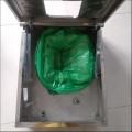 四川省名胜景点打包塑料袋蹲便器