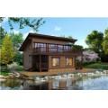 多樓名第木結構木屋銷量穩步前進,美式鄉村木屋認準的建材品牌