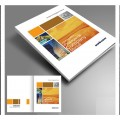 設計印刷制作海報A4宣傳單企業折頁說明書