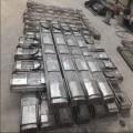 无磁轭0.7钢壳中频炉
